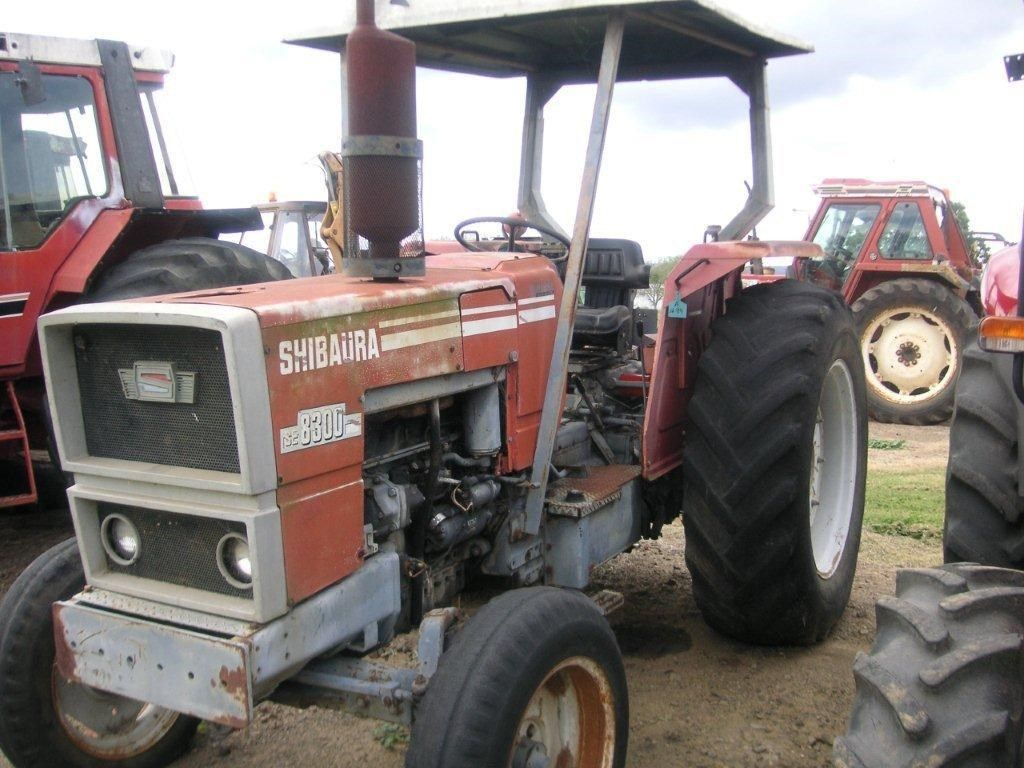 Shibaura SE8300 tractor - Google Search | Tractors made in Japan
