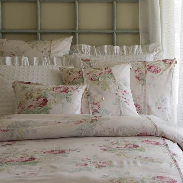 Taylor Linens Shore Rose Petal Bedding By Bed Sets Comforters Linen BeddingChic BeddingFloral