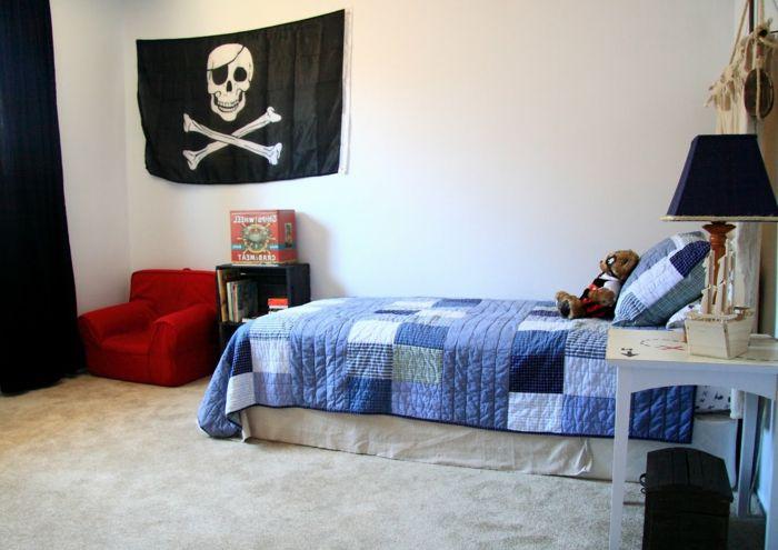 Ideen für Piraten Kinderzimmer zum Entnehmen   Kinderzimmer   Pinterest