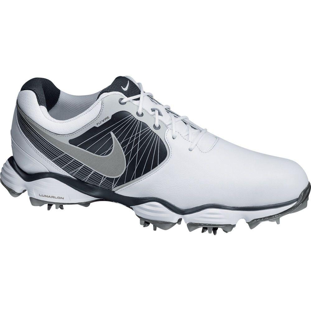 jardín el estudio Hasta  NIKE LUNAR CONTROL II MENS GOLF SHOES 552073-101 MEDIUM WIDTH SIZES | Golf  shoes mens, Nike golf shoes, Golf fashion