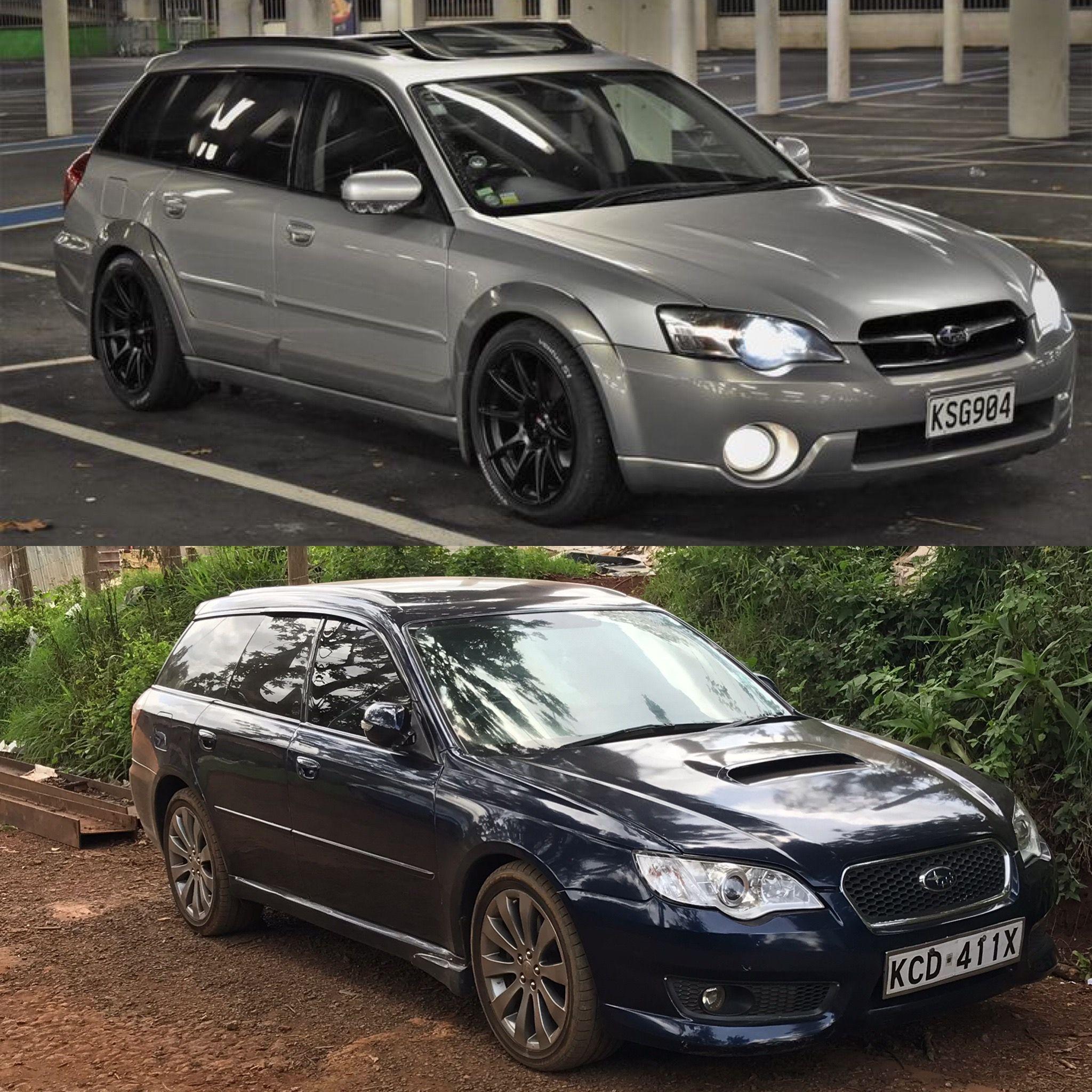Outback Vs Spec B Gt In 2020 Car Subaru Suv Car