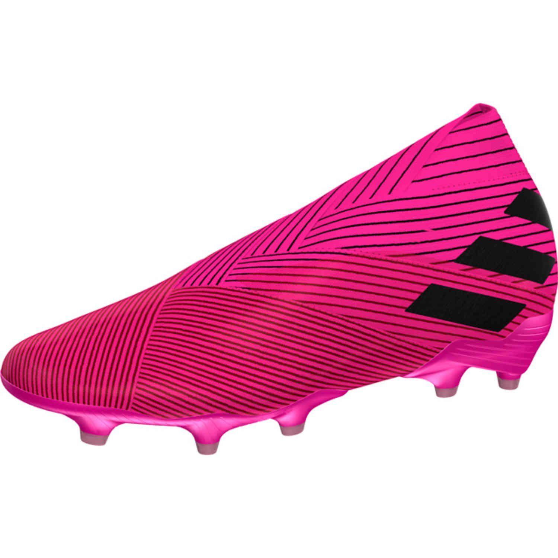 Adidas Nemeziz 19 Fg Hard Wired Soccerpro Soccer Cleats Adidas Messi Shoes Adidas Shoes Women