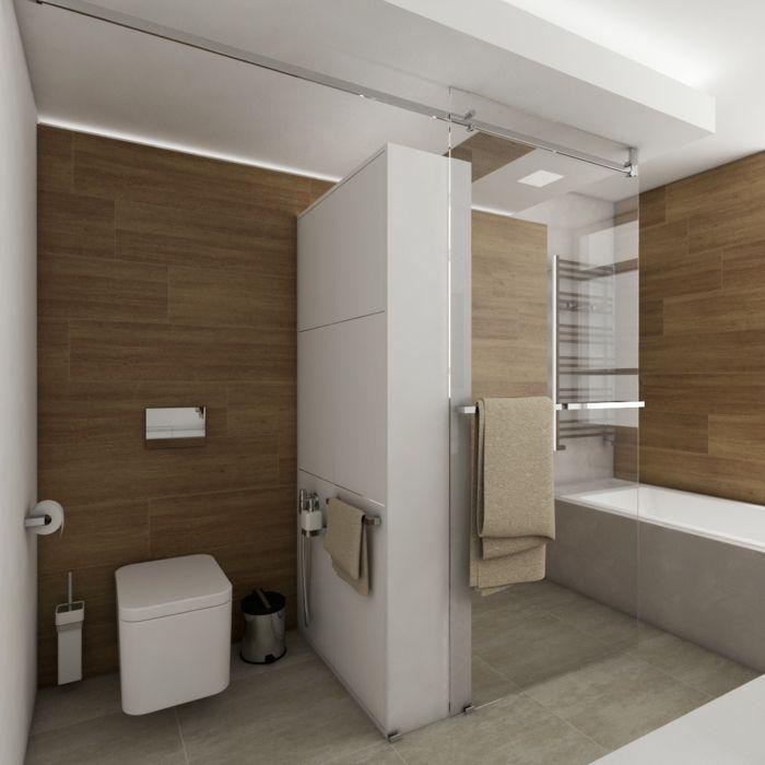 Beaucoup du0027idées en photos pour une salle de bain beige House - plafond salle de bain