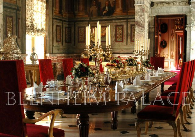blenheim palace - google search | palace dining room | pinterest
