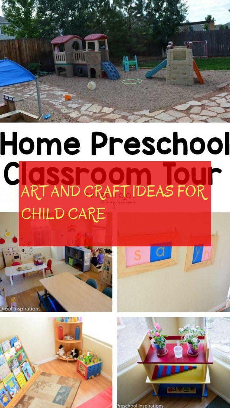 Idées D'art Et D'artisanat Pour La Garde D'enfants Art And Craft Ideas For Child Care