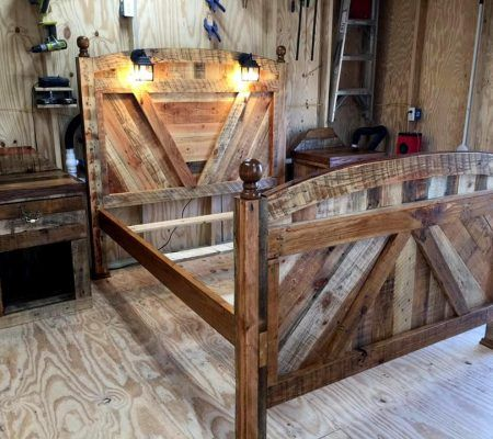Side Tables From Pallets Night Stands