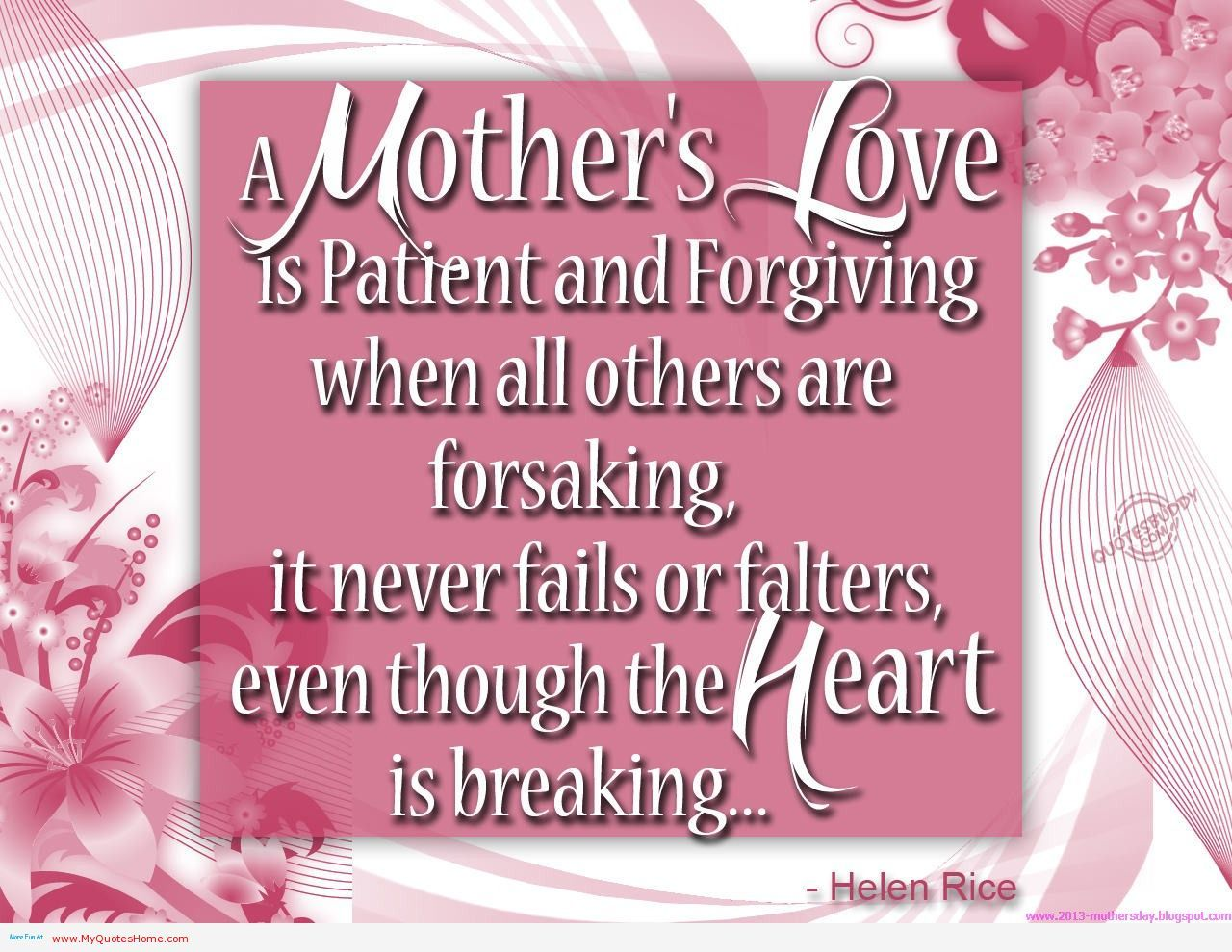Best 30 Mothers Day Poems Quotes 2014 With Images Happy