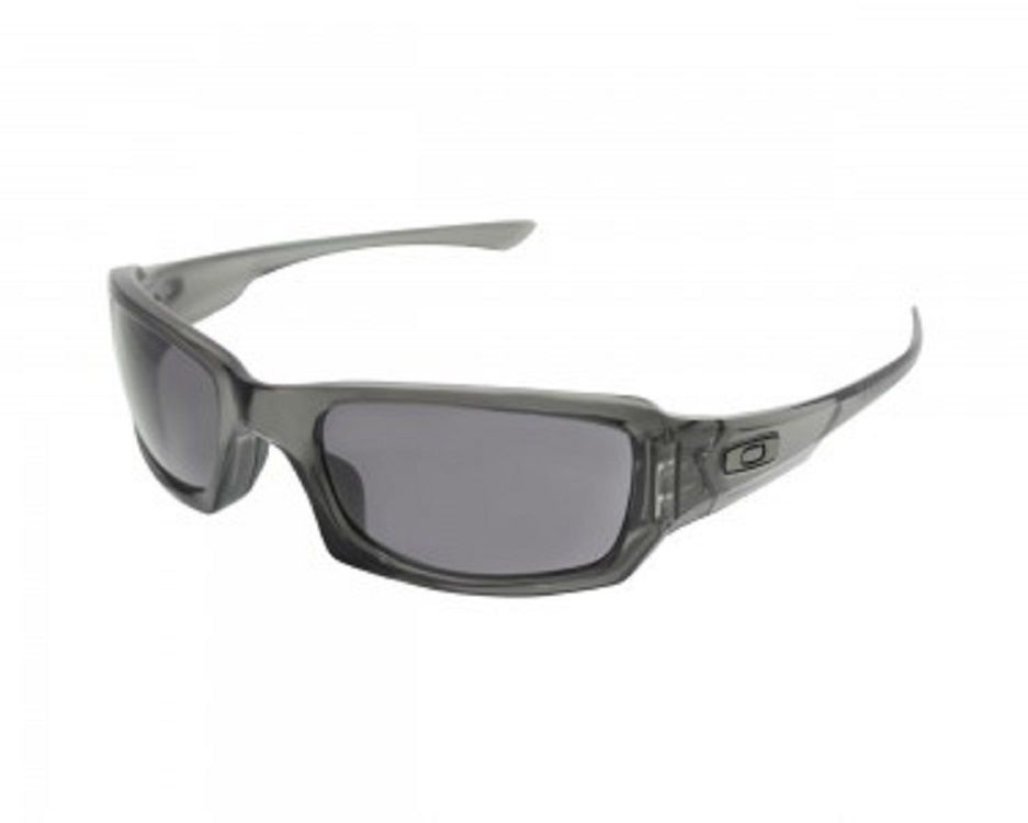 ade30dcb43 Authentic OAKLEY Sunglasses FIVES SQUARED OO9238-05 Grey Smoke w  Warm Grey  lens