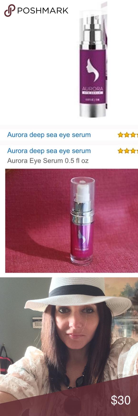 Aurora Mineral Anti Aging Eye Serum 0 5 Oz Erase Time This Magical Formula Works Wonders
