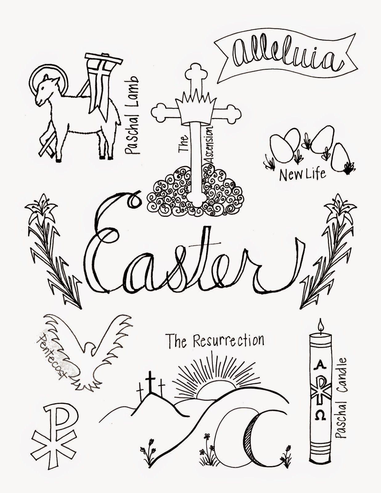 Pin On Art Easter