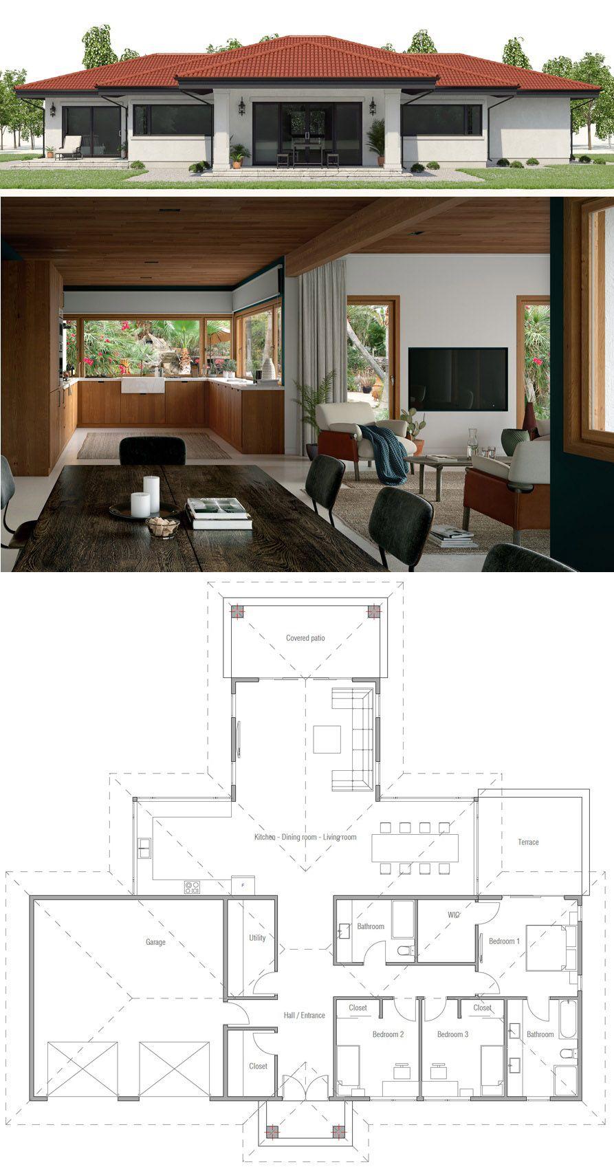 House design home plan floor housedesign houseplans floorplans newhomeplans also rh pinterest