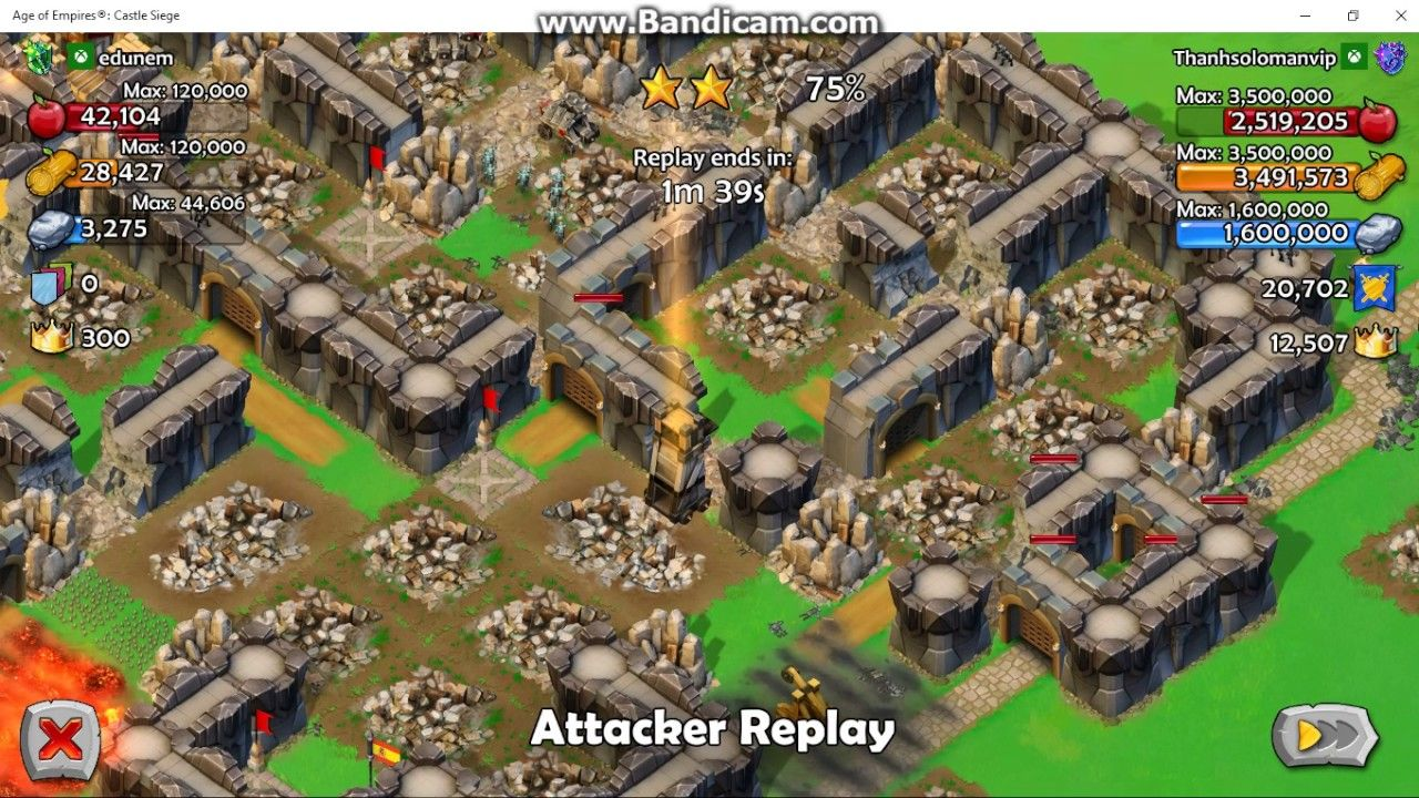 Castle siege age of empires how to beat historical challenge - Age Of Empires Castle Siege Guide Attack Win 100 Richard Hermann Pinterest Age Of Empires Watches And Castles