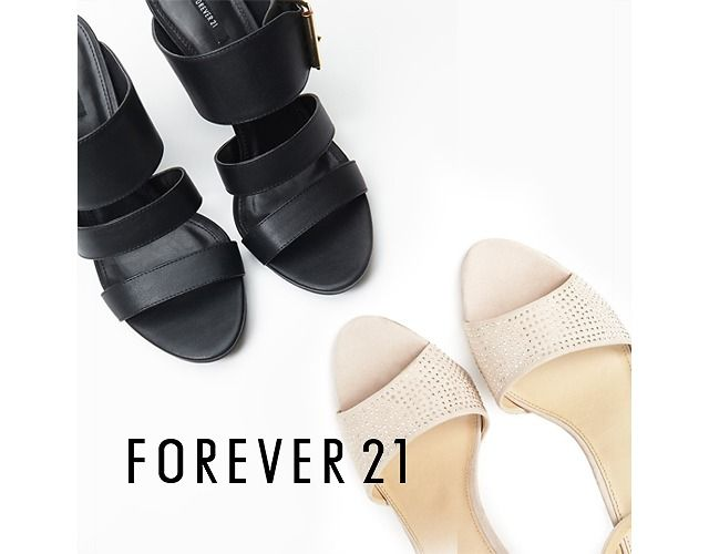 Forever 21 Shoes Sale From $10 $9.00