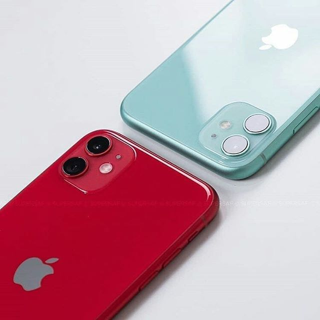 Green Or Red Iphone11 Which One You Choose Comment Below Follow Us Apple Iphone Accessories Iphone Iphone 11 Colors