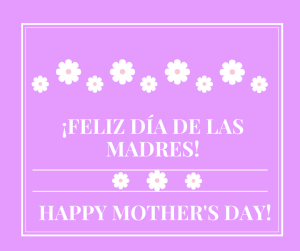 Free Mother S Day Cards In English And Spanish Free Mothers Day Cards Mothers Day Cards Happy Mothers Day