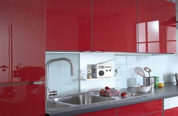 Gut gemocht Küchenschränke bekleben - Wie kann man alte Küchenfronten erneuern NC18
