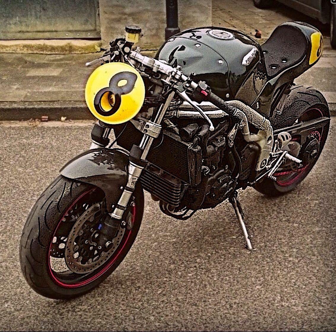 99garage | Cafe Racers Customs Passion Inspiration | Cafe racer, Auto, Motori