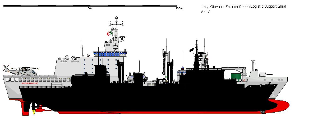 Confronto fra nuova lss e lss etna ships pinterest - Nuova portaerei ...