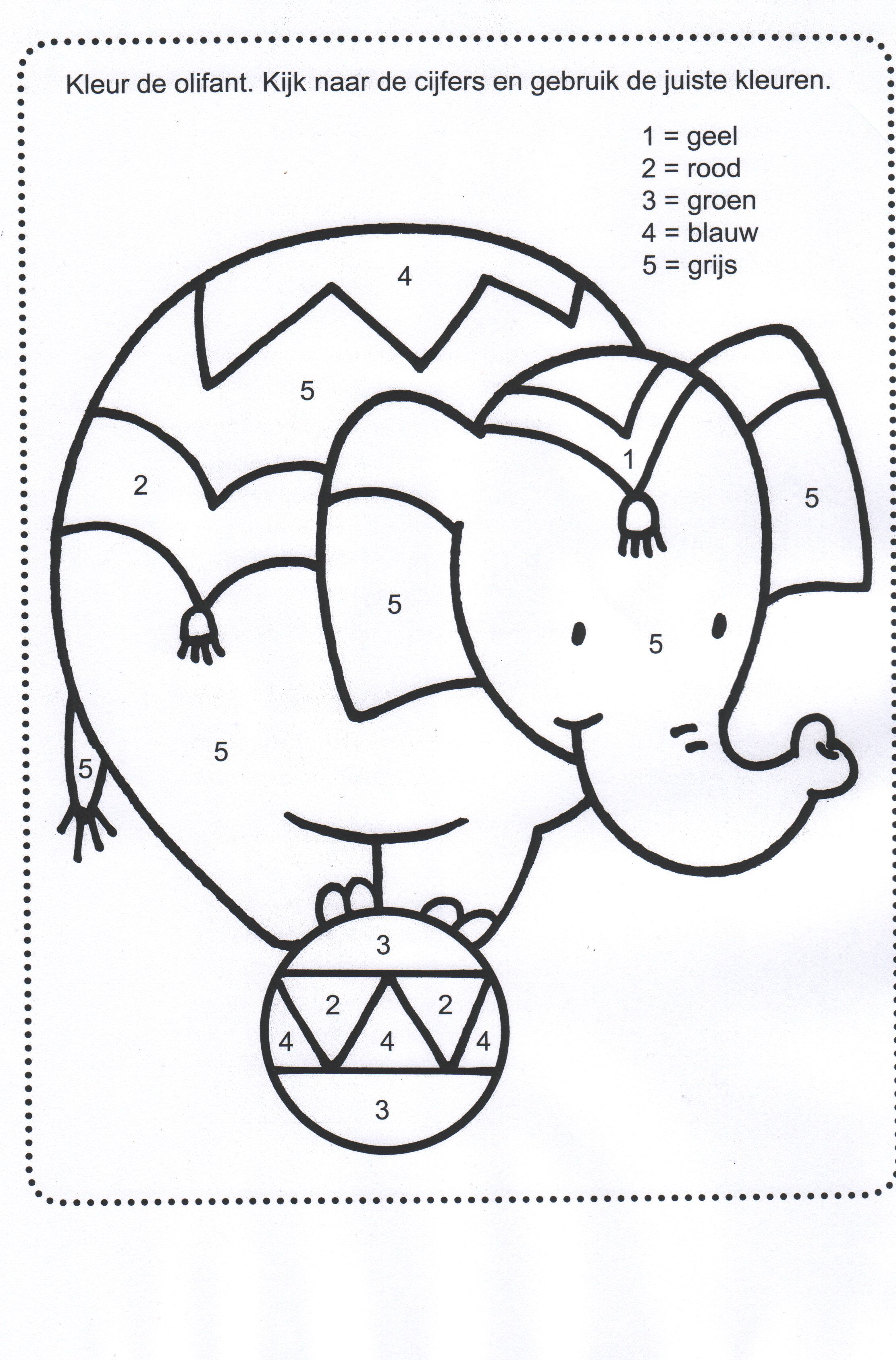 circus theme coloring pages - photo#42