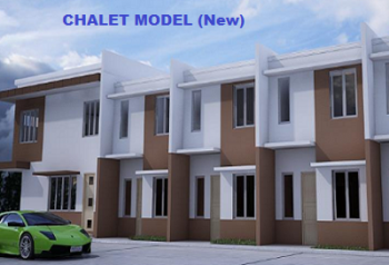 Chalet model house and lot for sale in grand terrace subdivision located casili also rh ar pinterest