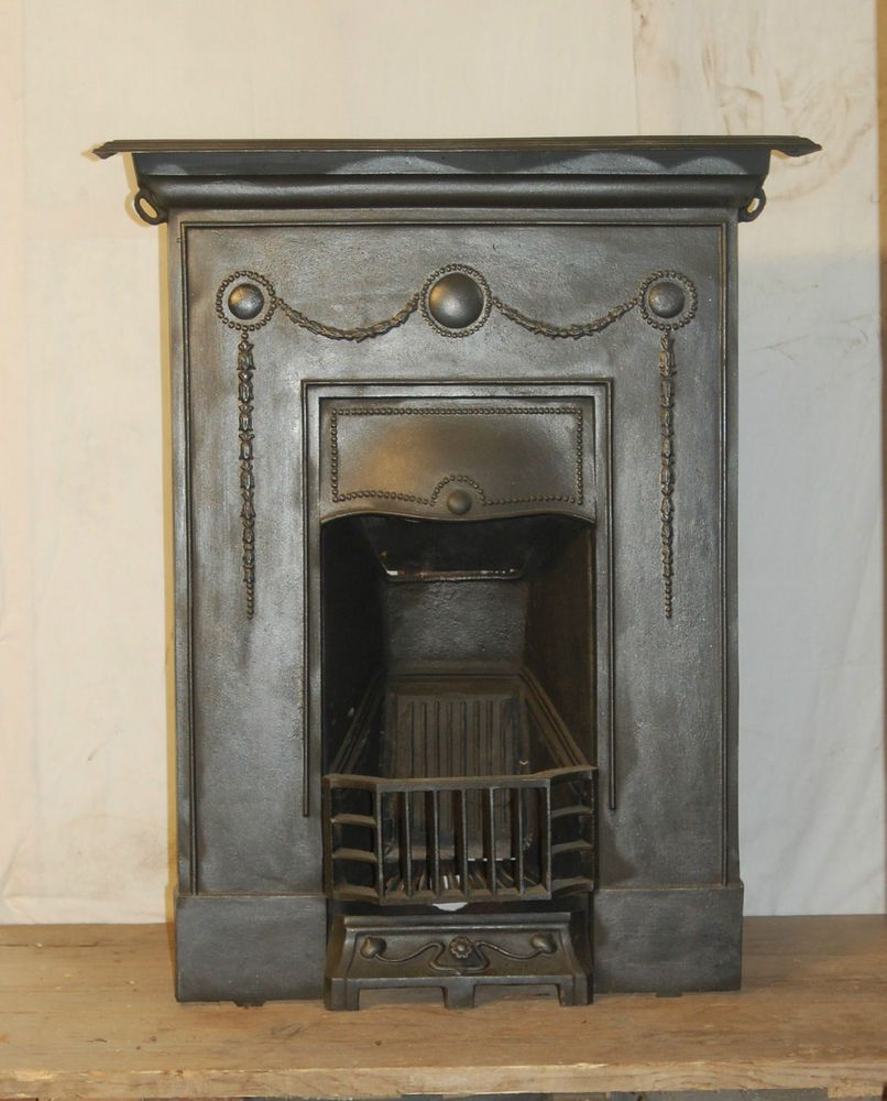 an attractive 1920 s cast iron combination bedroom fireplace ref 739 rh pinterest com