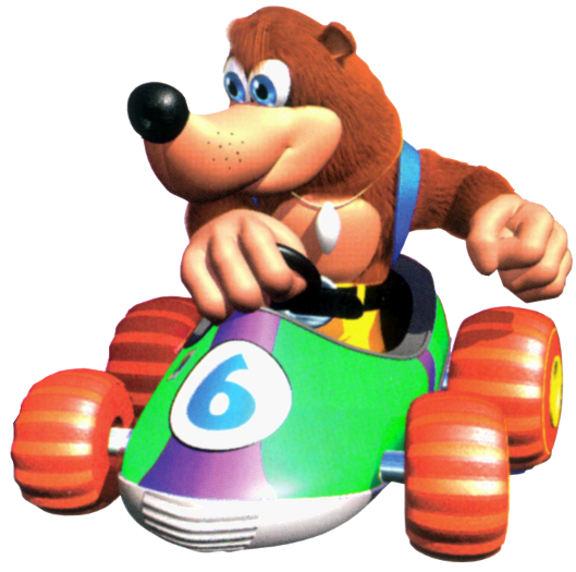 Wumba S Wigwam Banjo Kazooie Diddy Kong Diddy Kong Racing
