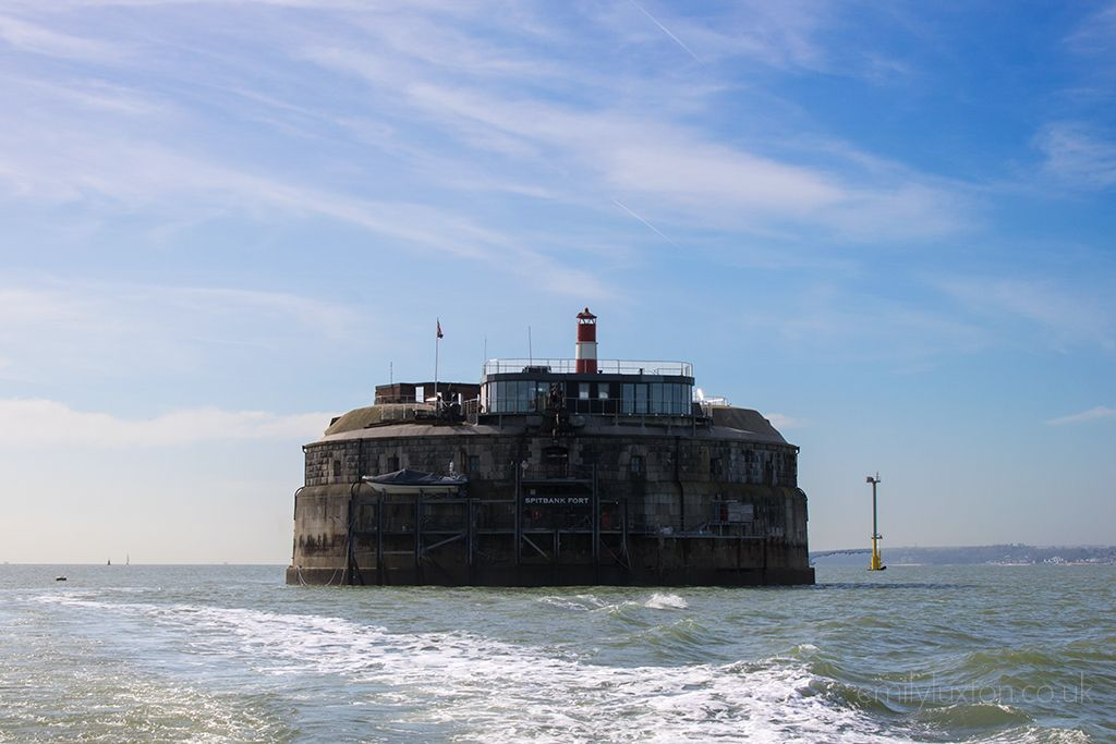 A Night At Spitbank Fort Britain S Most Unusual Hotel Experience