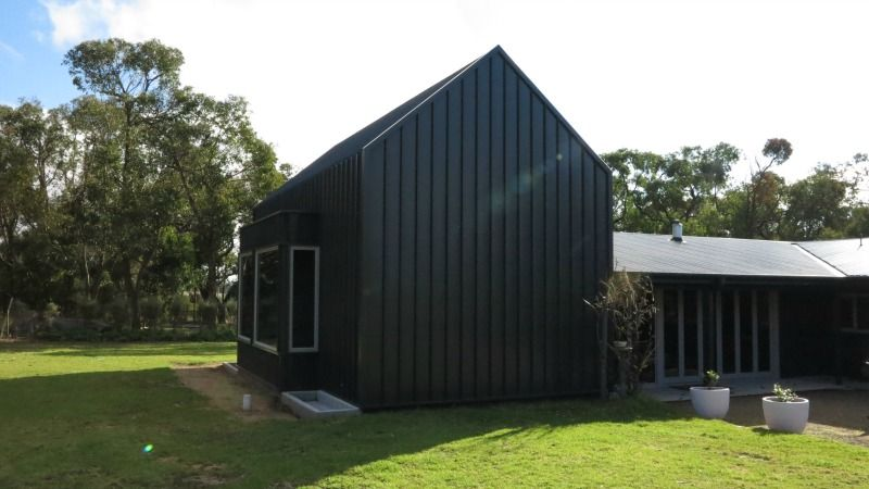 Beautiful Bellbrae Wall Cladding And Roofing Project