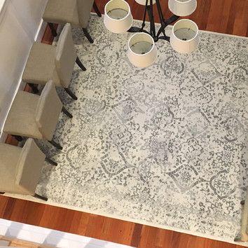 Charlton Home Dorothea Ivory Grey Area Rug Amp Reviews