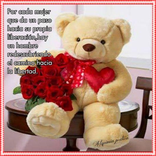 Cute Bears Inner Child Hearts Roses Teddy Amor Rose Teddybear Heart