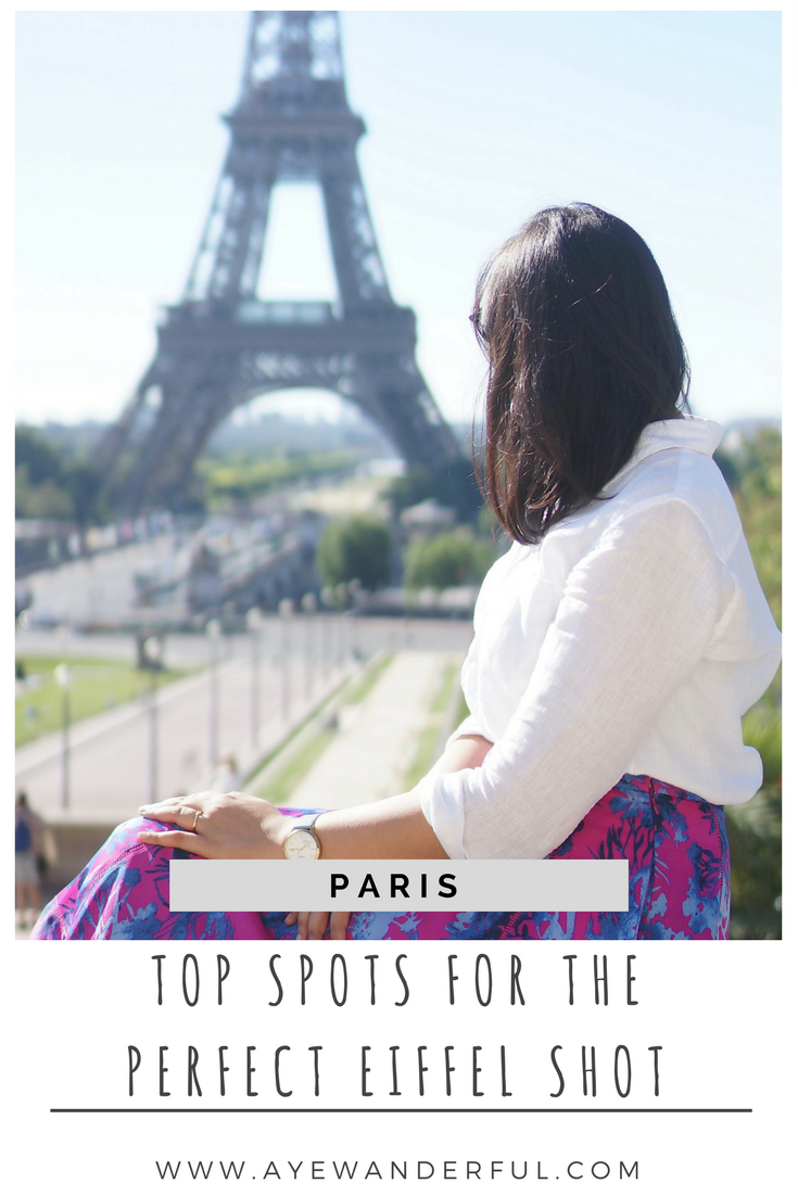 paris top 5 spots for that perfect eiffel shot the places we will