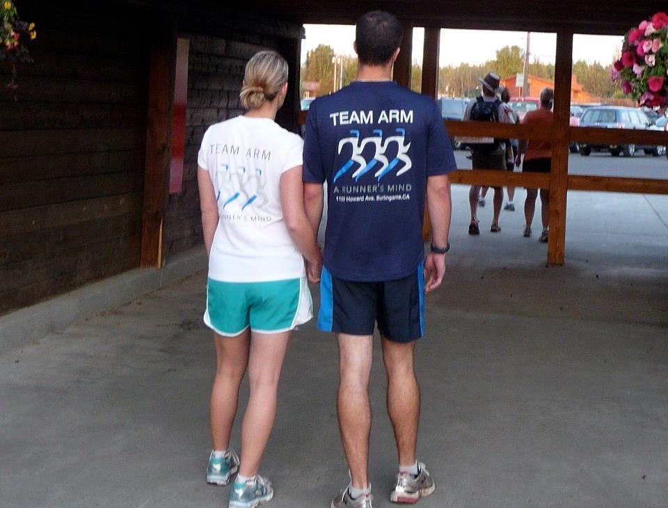 They LOVE Team ARM!