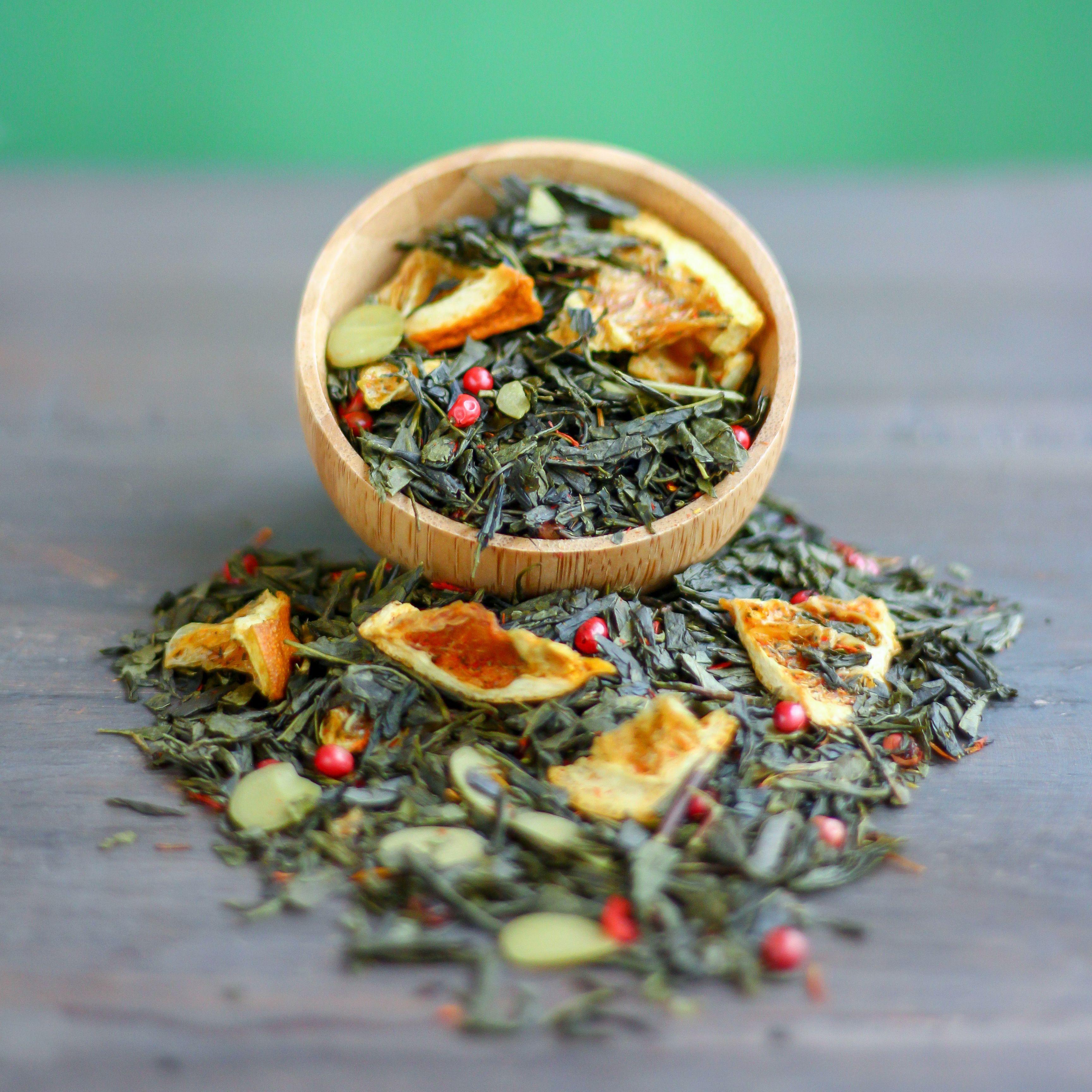 Photo of Tannenbaum Green Tea – Seasonal – Fava Tea