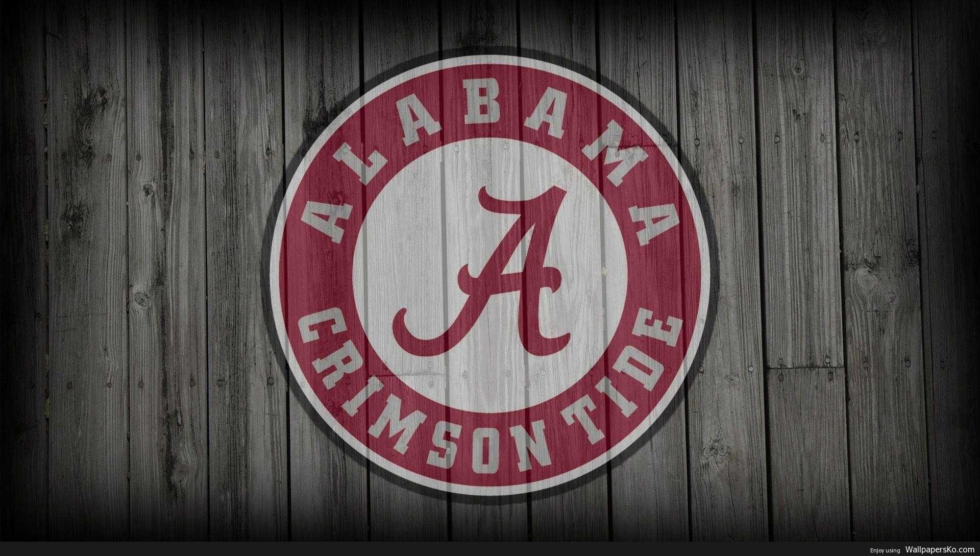 Alabama football background