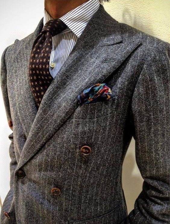 Appropriate Corporate Suit Attire for Men