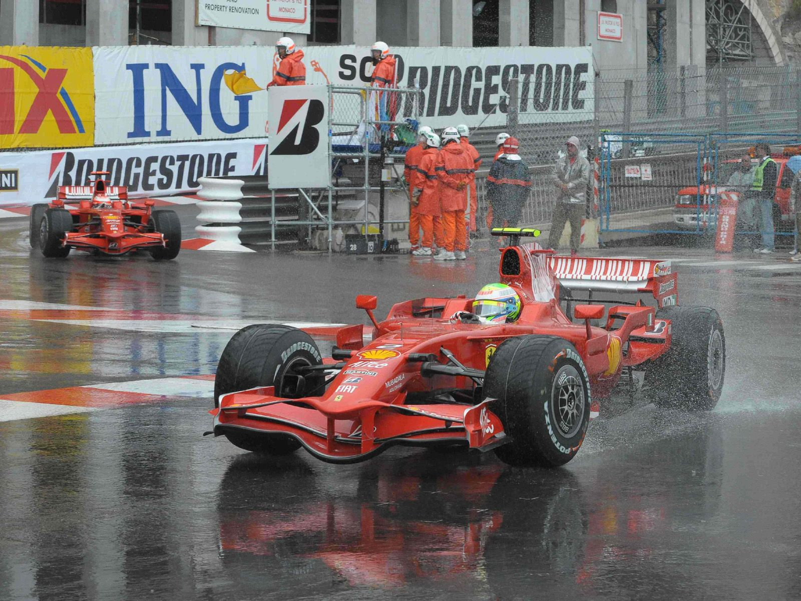 Monaco Monte Carlo Circuit - Race. Formula 1 2008 | Raceing Cars/F1/Classic F1 | Pinterest