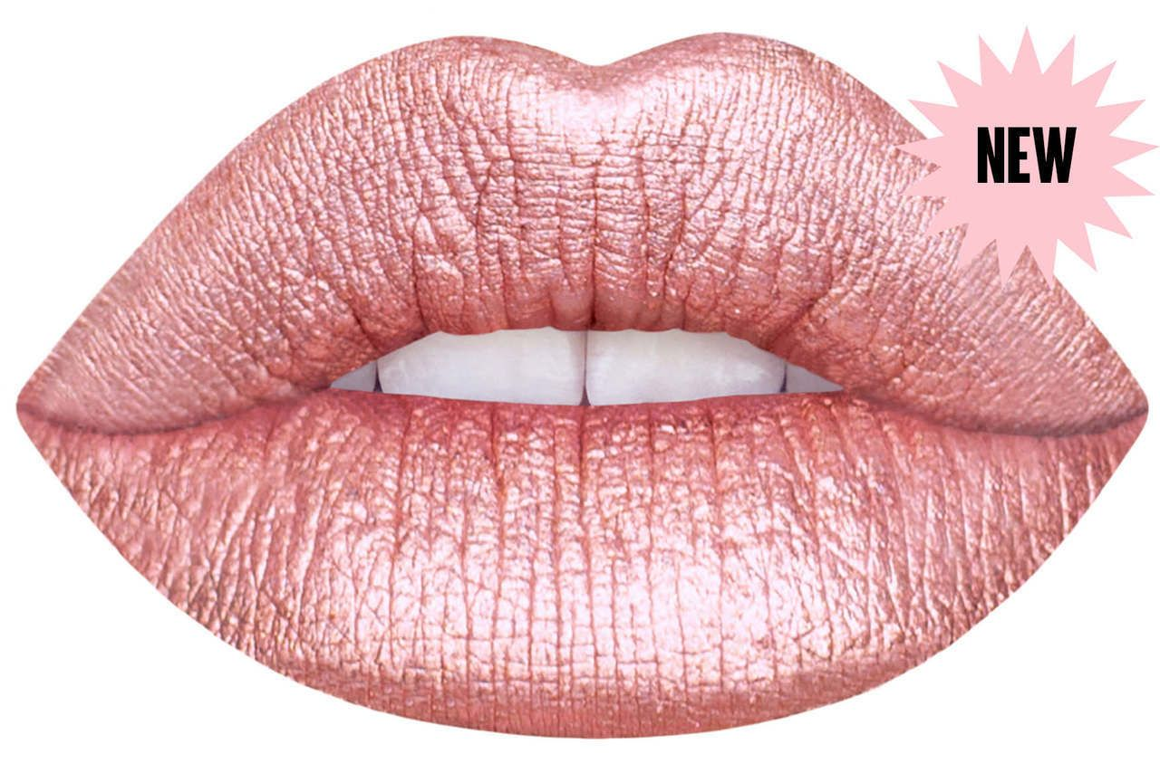 blondie rose gold matte liquid lipstick by Lime Crime | Health ...