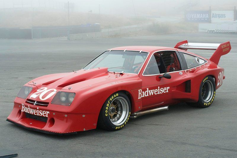 Chevy Monza Racing Imsa Chevrolet Monza Race Cars Classic Cars