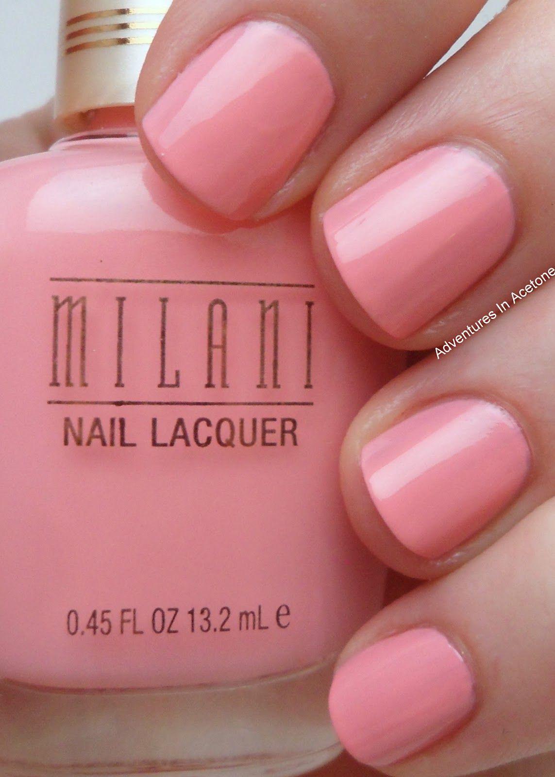 Adventures In Acetone: Milani Spring 2012 CVS Exclusives! | Nails ...