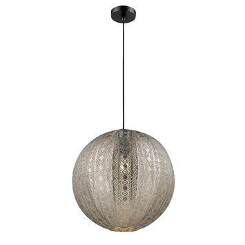 Hanglamp Aisha doorsnee 40cm zwart | Hanglampen | Verlichting ...