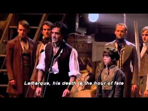 les miserables 25th anniversary on tv