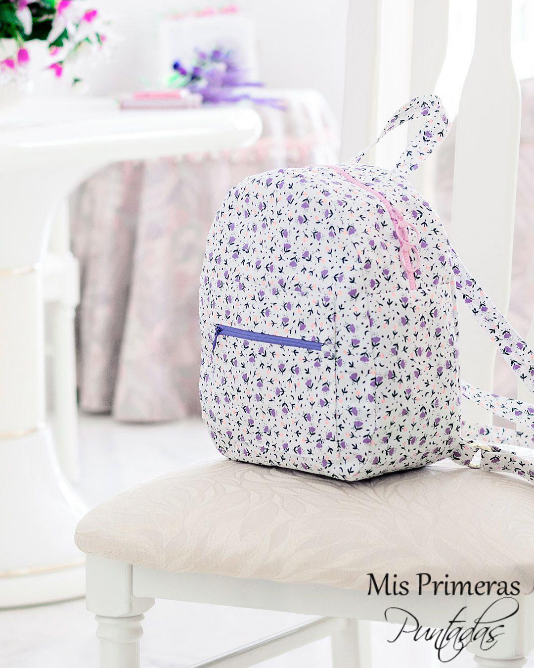 Mochila, PATRÓN GRATIS   costura   Pinterest   Sewing, Sewing ...