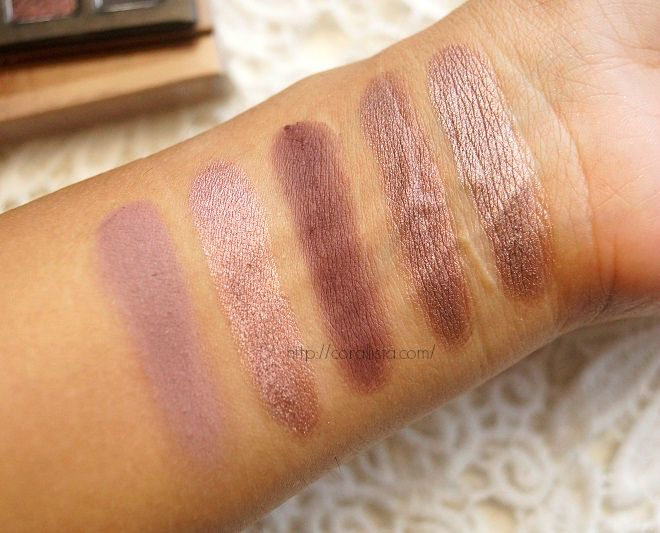 10 Color Blush Palette by Coastal Scents #22