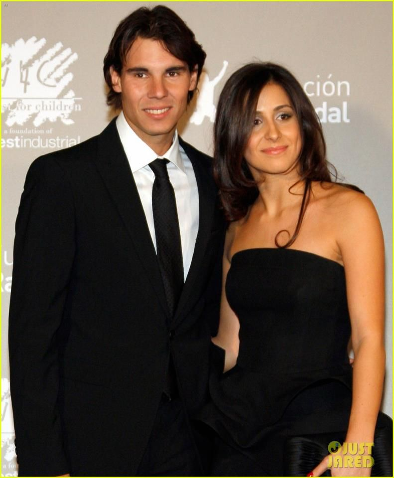Who is nadal dating 2012