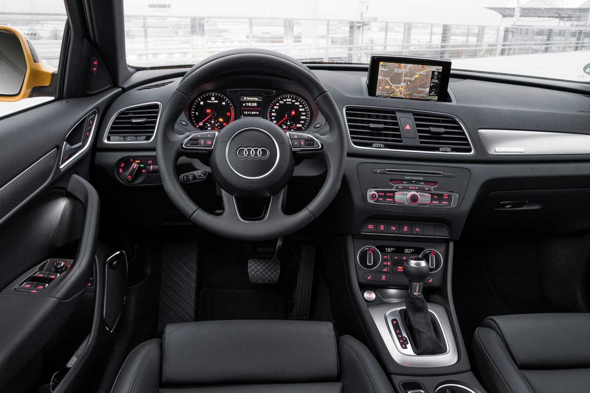 10 Awesome Audi Q3 Inside View Images Cars Pinterest Audi
