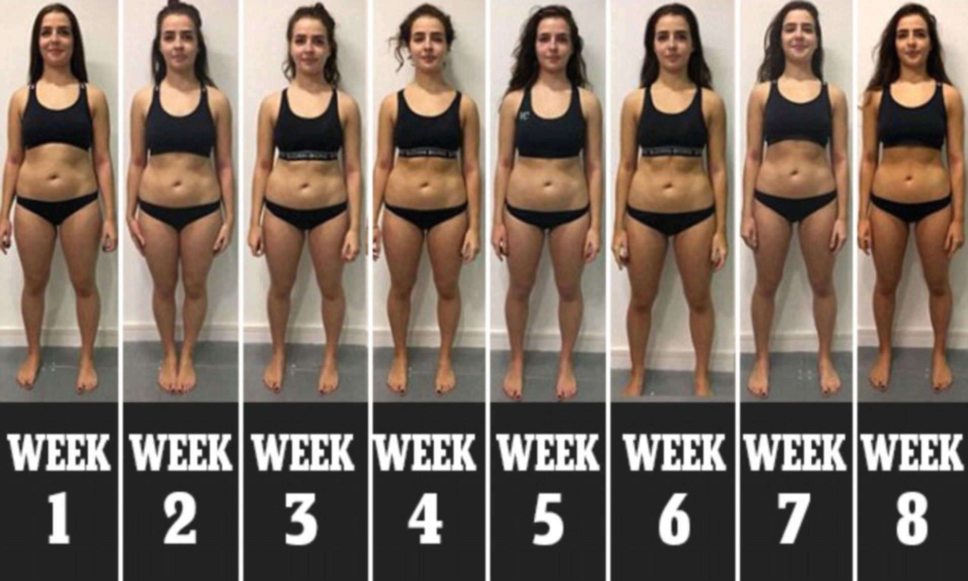 how to lose 3 stone in 2 weeks