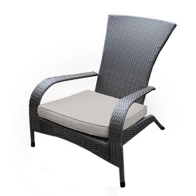 Hampton Bay Tacana Muskoka Chair Pf Ch200 Hd Home