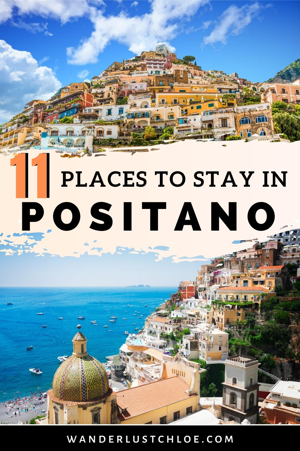 Where to stay in Positano, Italy In 20   From Budget To Luxury ...