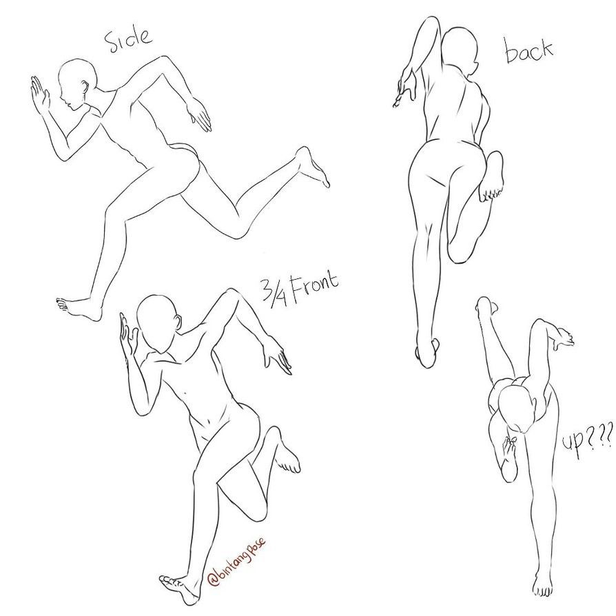 Male Pose Running Pose By Bintangpose Https I Pinimg Com 1200x 7e F0 Bb 7ef0bb24bc2ab362679175e Drawing Poses Running Illustration Anime Poses Reference