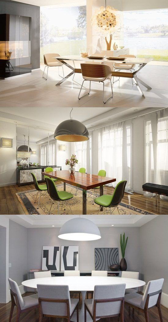 Awesome Dining Room Interior Design Ideas dining room Pinterest